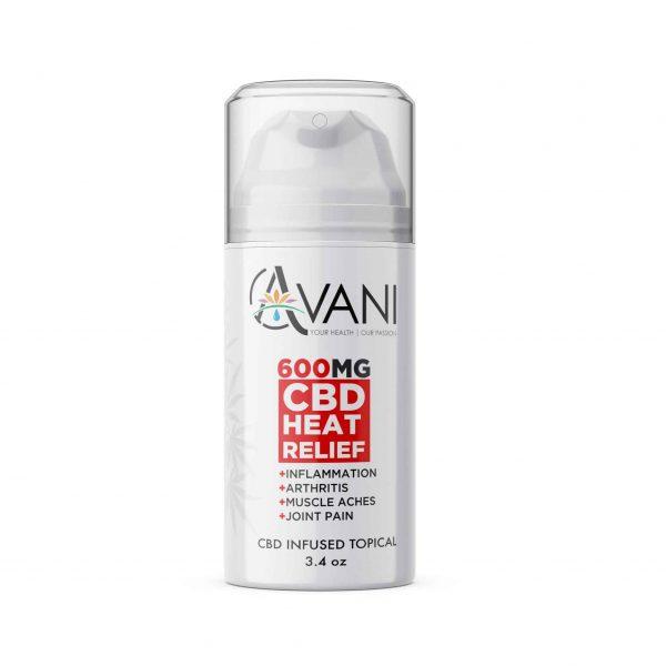 CBD Pain Cream – Heat Relief